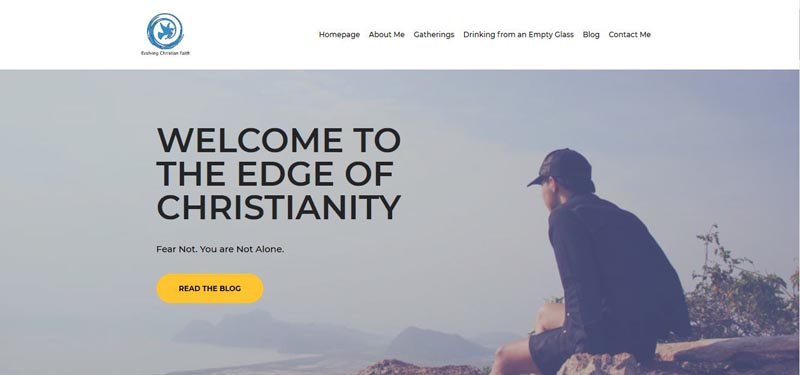Evolving Christian Faith Network Cover